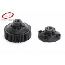 Bevel Gear Diff Cage
