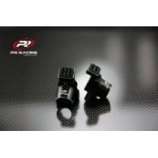 PR Racing Aluminum CNC Rear Hub V2