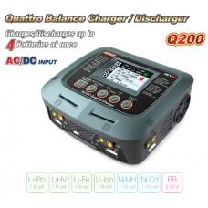Q200 Quattro Charger