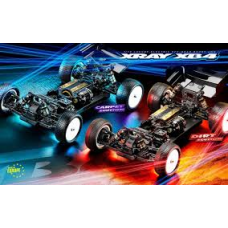 TEAM XRAY XB4C'21 - 4WD 1/10 ELECTRIC OFF-ROAD CAR - CARPET EDITION