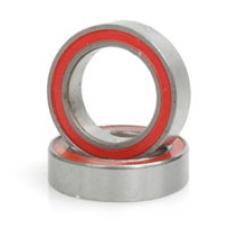 Ball Bearing - 10x15x4 Red Seal - (pr)