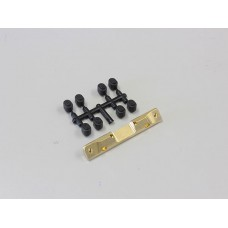 Kyosho Brass Rear Suspension Holder (RB6.6)