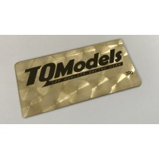 TQ Models Brass Lipo Shorty Weight 30g