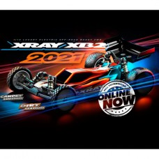 #XR320009 - TEAM XRAY XB2D'21 - 2WD 1/10 ELECTRIC OFF-ROAD CAR - DIRT EDITION